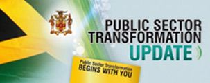 Public Sector Transformation Update